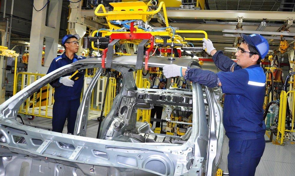 UzAuto Motors (GM Uzbekistan) возобновил работу после профилактики