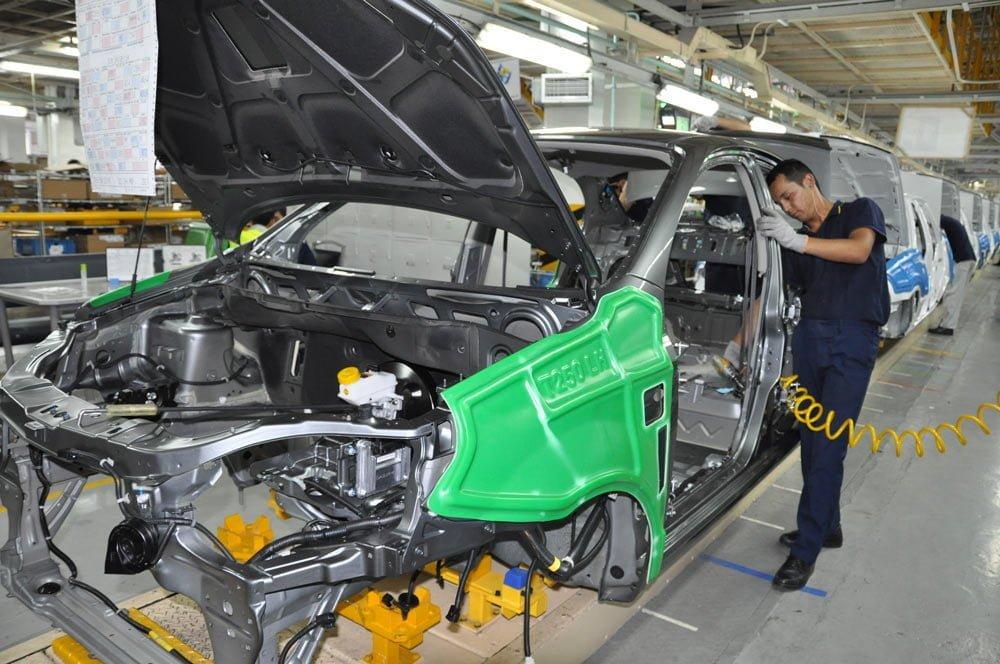 Завод GM Uzbekistan: как и где собирают Chevrolet и Ravon в Узбекистане - 1