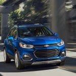 Chevrolet Tracker в Узбекистане - характеристики, цена и фото