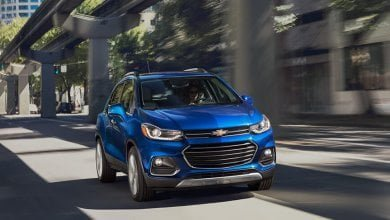 Photo of Chevrolet Tracker в Узбекистане — характеристики, цена и фото