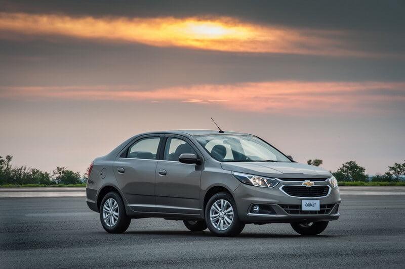 Новые Chevrolet Cobalt и Ravon R4 в Узбекистане - 2