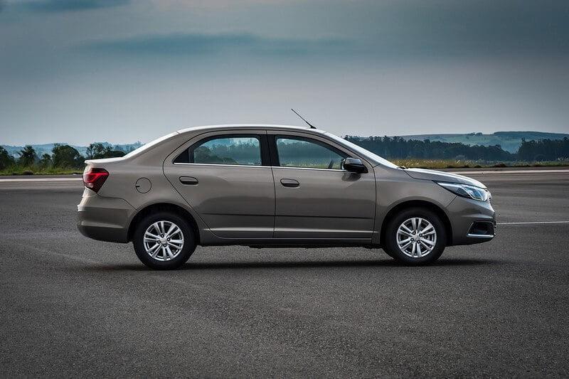 Новые Chevrolet Cobalt и Ravon R4 в Узбекистане - 3