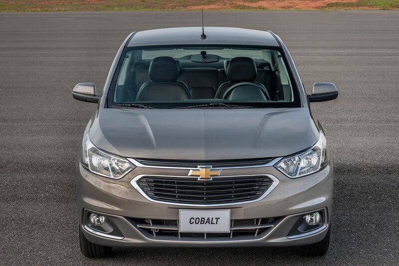 Новый Chevrolet Cobalt
