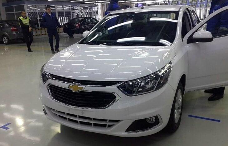 Новые Chevrolet Cobalt и Ravon R4 в Узбекистане - 1