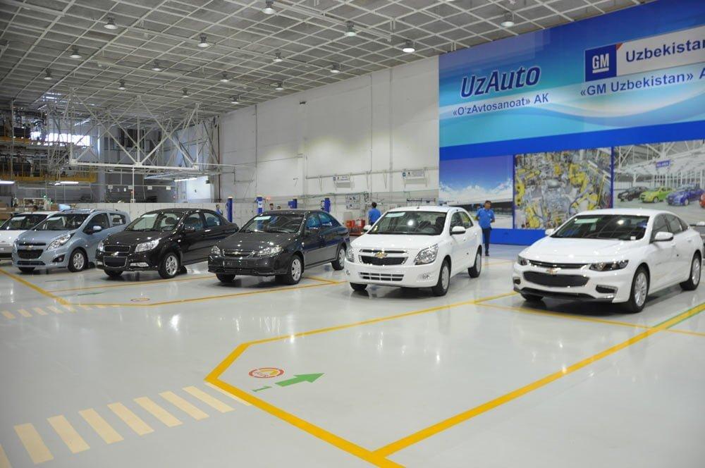 Завод GM Uzbekistan: как и где собирают Chevrolet и Ravon в Узбекистане - 2