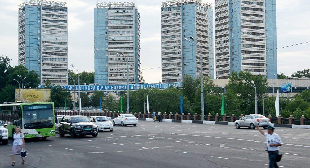 площадь Хамида Алимджана