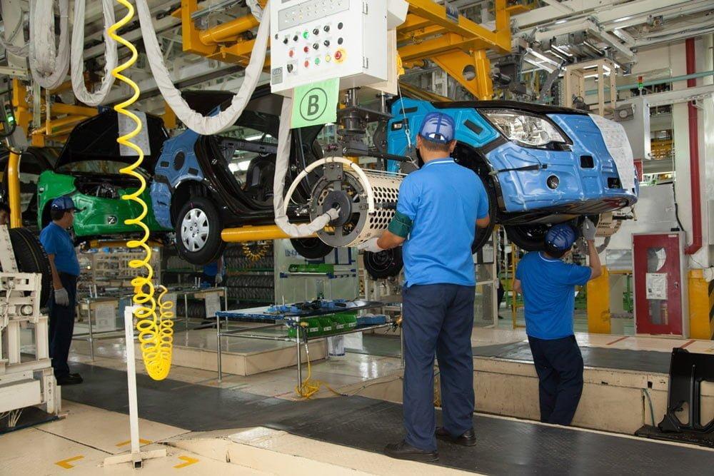 завод GM Uzbekistan