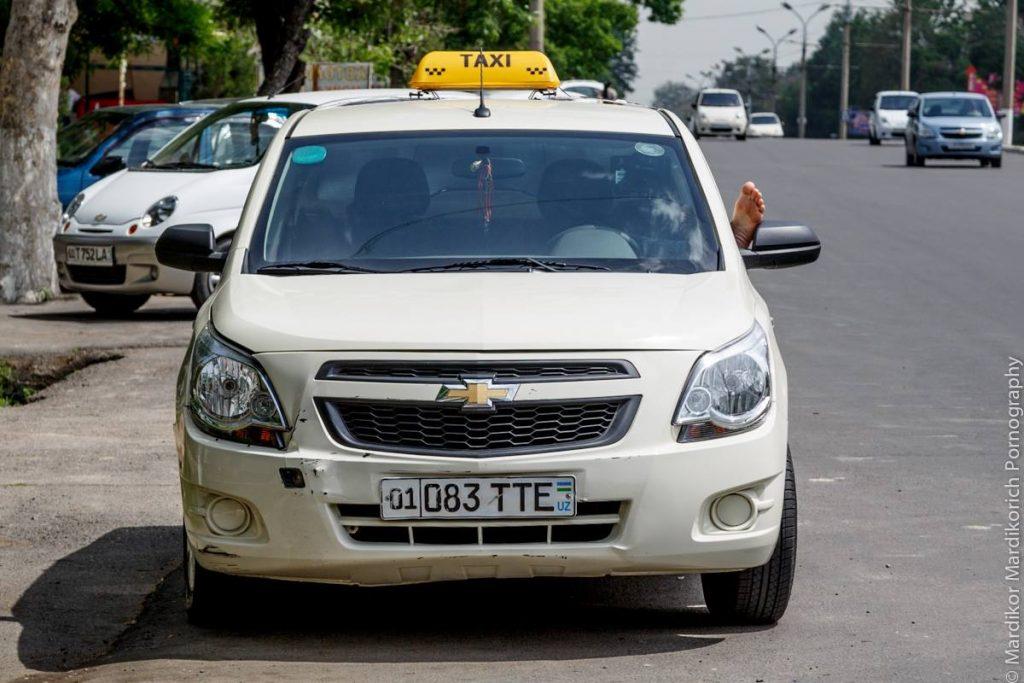 Такси Ташкент
