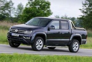 JV MAN Auto-Uzbekistan начнет производство пикапов Volkswagen Amarok. Проект будет реализован к 2019 году