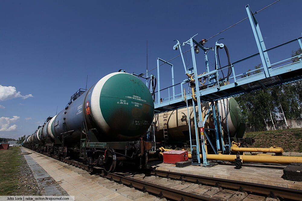 Бензин в Узбекистане