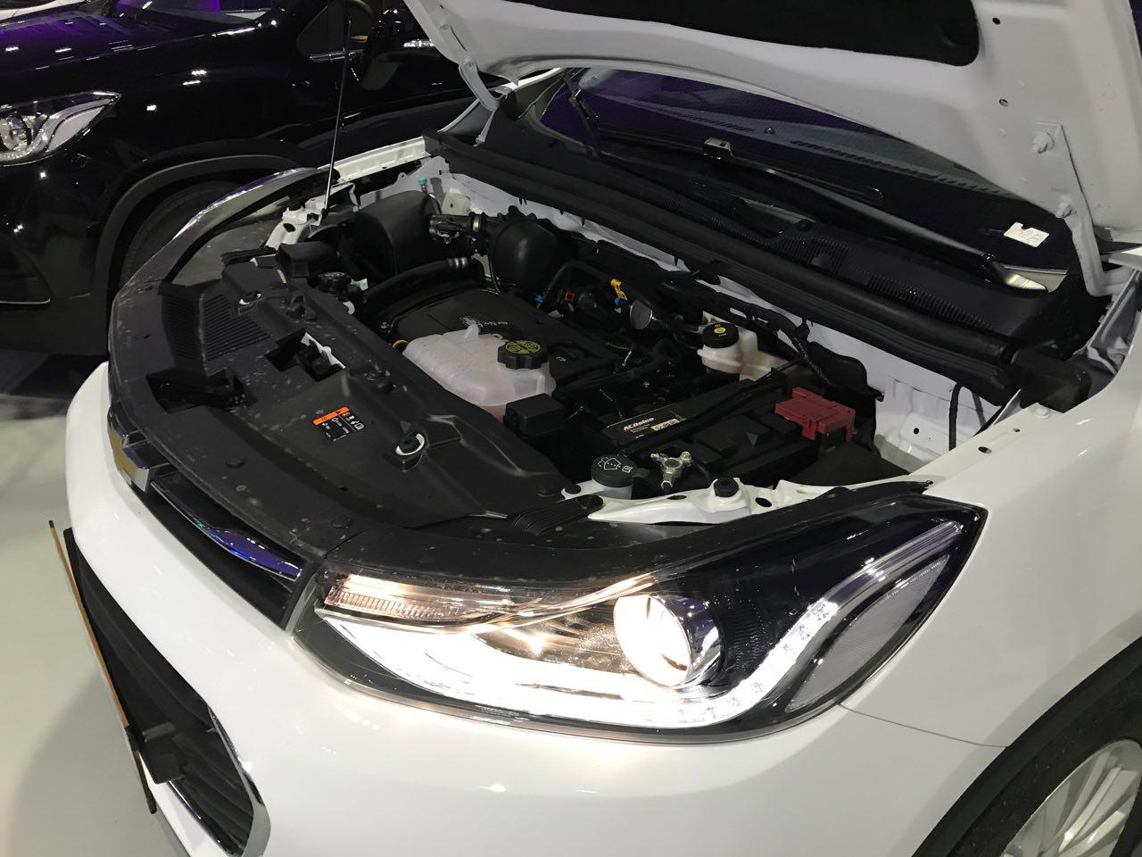 Двигатель Chevrolet Tracker (Trax) Мотор Шевроле Треккер - 1,8 литра от Chevrolet Orlando