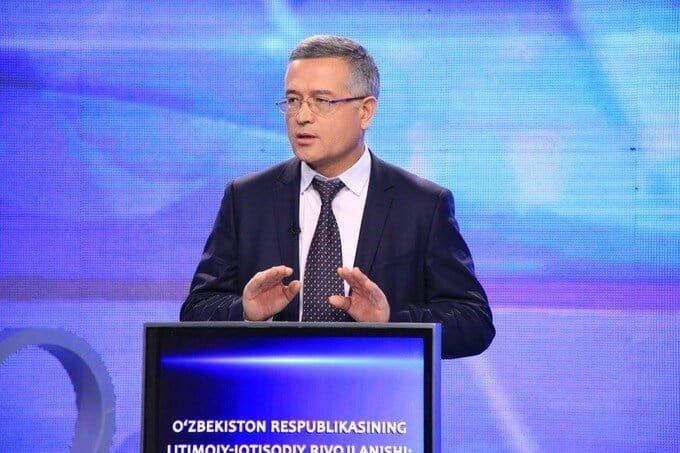 Мубин Мирзаев. Фото: Международный пресс-клуб