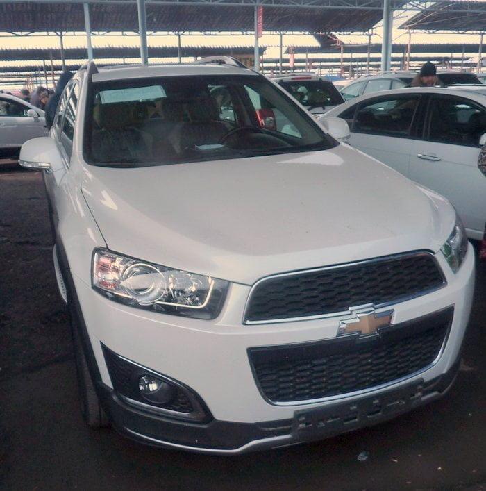 Chevrolet Captiva Сергели