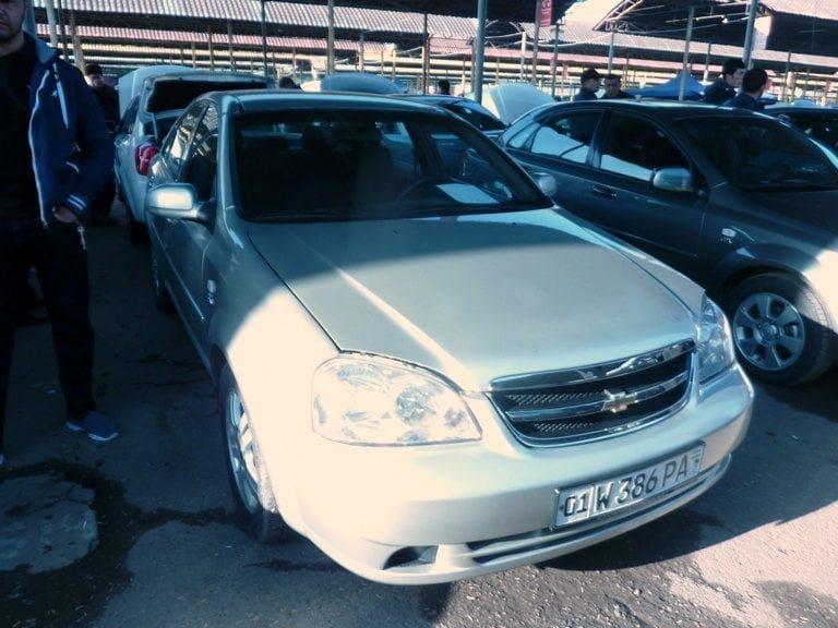 Chevrolet Lacetti, ГБО Метан, год выпуска: 2009; Пробег: 370000 км.<br /> Цена: 61 500 000 сумов.