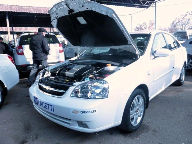 Chevrolet Lacetti, год выпуска: 2012; Пробег: 118000 км.<br />Цена: 84 460 000 сумов.