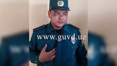 Photo of Фальшивый инспектор УБДД задержан в Ташкенте