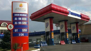 Photo of Цены на АЗС Jizzakh Petroleum: АИ-95 по 7200 сумов
