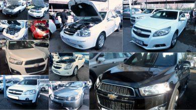 Photo of Цены на автомобили GM Uzbekistan на рынке «Сергели» в декабре 2017