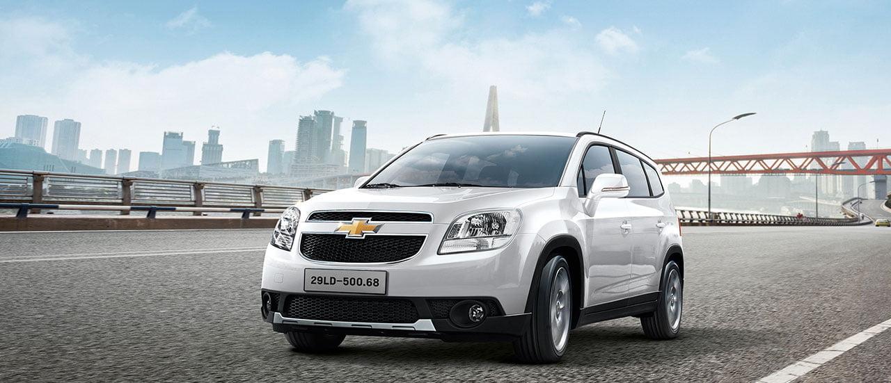 Chevrolet Orlando Снят с производства в Узбекистане
