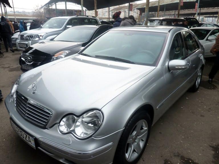 Mercedes W203 Сергели Ташкент
