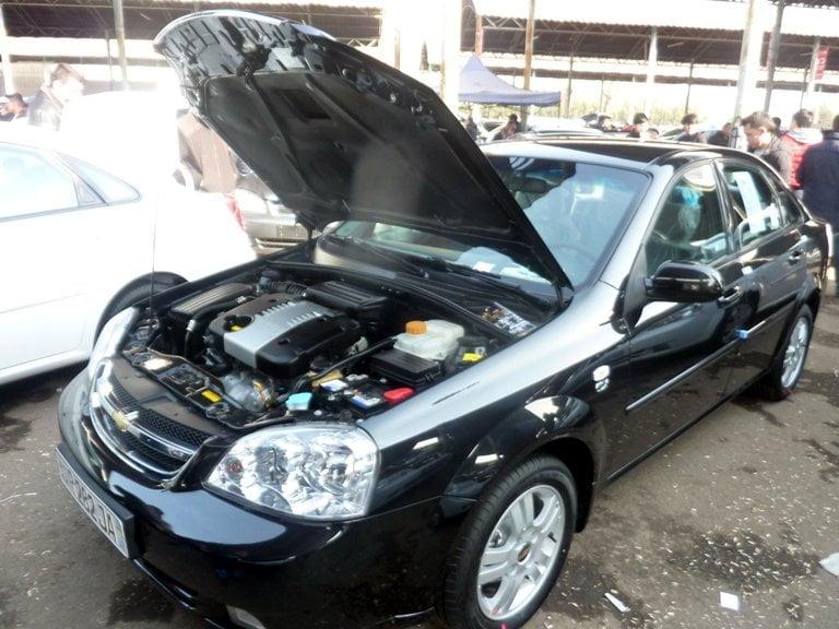 Chevrolet Lacetti CDX, год выпуска: 2013; Пробег: 157 000 км.<br />Цена: 84 460 000 сумов.
