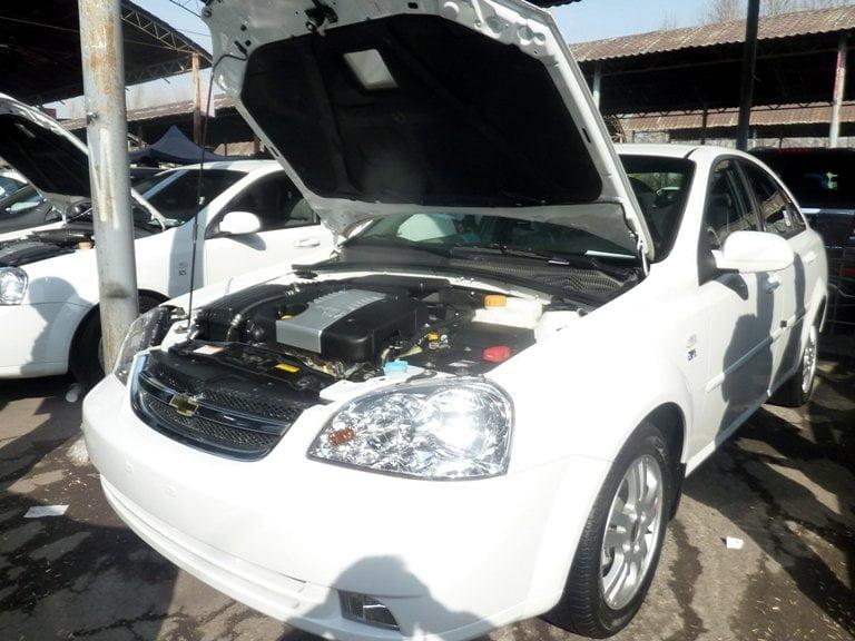 Chevrolet Lacetti CDX, год выпуска: 2013; Пробег: 10 000 км.<br />Цена: 102 500 000 сумов.