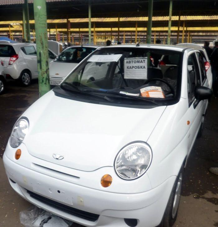 Chevrolet Matiz MX АКПП, год выпуска: 2005; Пробег: 160 000км.<br /> Цена: 34 400 000 сумов.