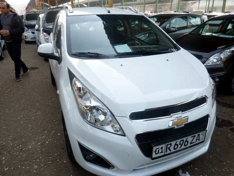 Chevrolet Spark IV-я позиция LTZ АКПП, год выпуска: 2017; Пробег: 8 000км.<br /> Цена: 73 800 000 сумов.