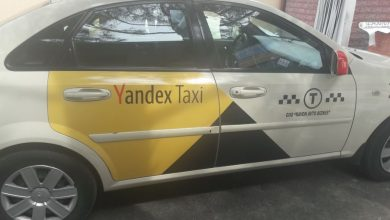 Yandex Taxi Tashkent