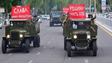 Photo of Автопробег в честь Дня Победы в Ташкенте