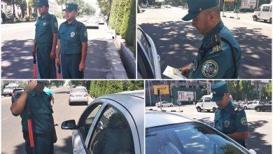 Photo of Инспекторы ГАИ в Ташкенте тестируют нательные видео-камеры