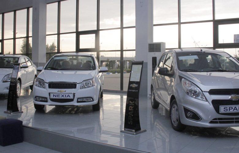 Автосалон GM Uzbekistan продажа машин без очереди