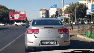 Photo of «Красивые» номера в Узбекистане: цены на аукционе