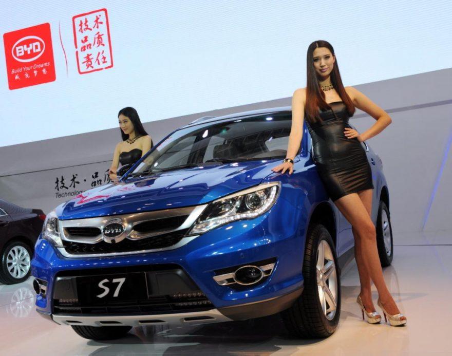 Китайские автомобили будут собираться в Узбекистане