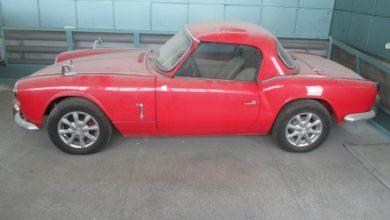 Photo of Коллекционный спорткар выставили на аукцион в Ташкенте