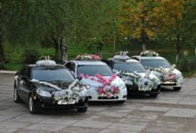свадебный кортеж Узбекистан - Ташкент