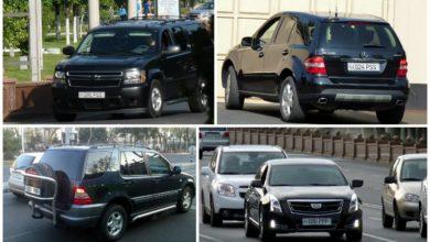 Автомобили с тонировкой в Ташкенте