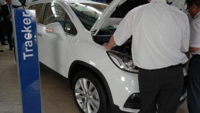 Photo of GM Uzbekistan впервые презентовал Chevrolet Tracker