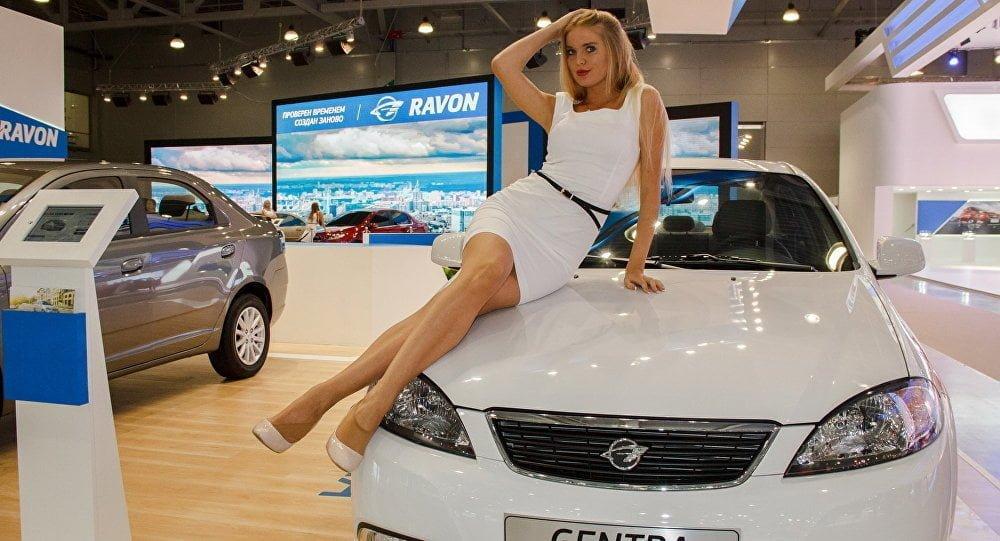 Монополия GM Uzbekistan