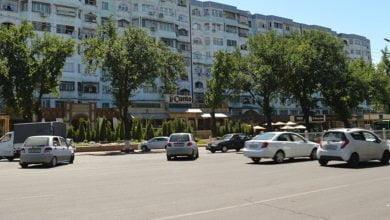 Проспект Амира Тимура Ташкент