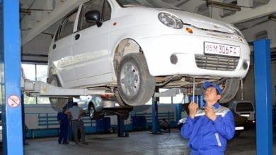 GM Uzbekistan в Нукусе и Каракалпакстане список автосалонов с телефонами