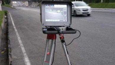 Переносной радар в Ташкенте ГАИ Ташкента с мобильными радарами