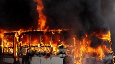 Photo of В Бухаре взорвался автобус