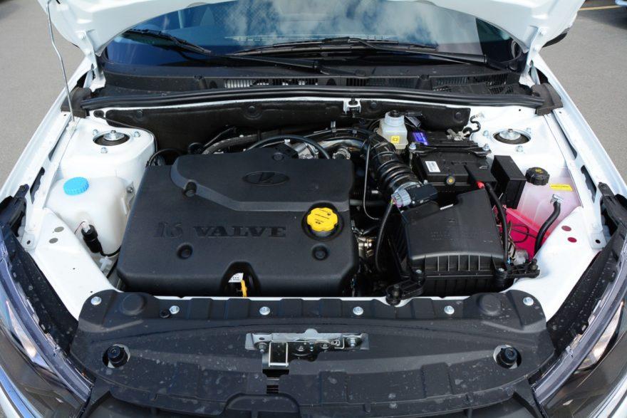 Двигатель Lada Granta FL 2018