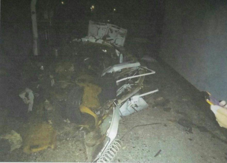 В Ташкенте на газовой заправке взорвался автомобиль (фото) - 1