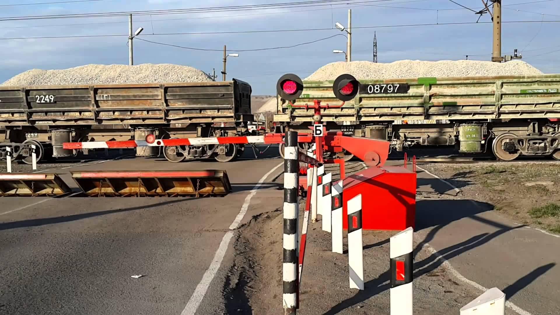 Дамас попал под грузовой товарный поезд в Намангане
