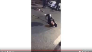 Photo of Жуткие кадры с места ДТП — в Самарканде водитель Lacetti сбил трех студенток на Регистане