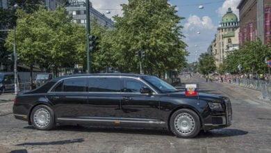 Photo of Жителей Ташкента попросили не смотреть из окон на кортеж Путина и Мирзиёева