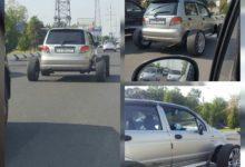 Матиз Джип в Ташкенте