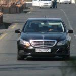 Автомобиль Mercedes-Benz Мерседес-Бенц E-Klasse с номером 01 003 VSC принадлежит МВД Узбекистана
